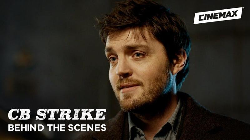 C.B. Strike | The Cuckoo's Calling Behind the Scenes | Cinemax