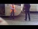 Происшествия Трамвай должен уступить королю дороги Скандал на пяточке