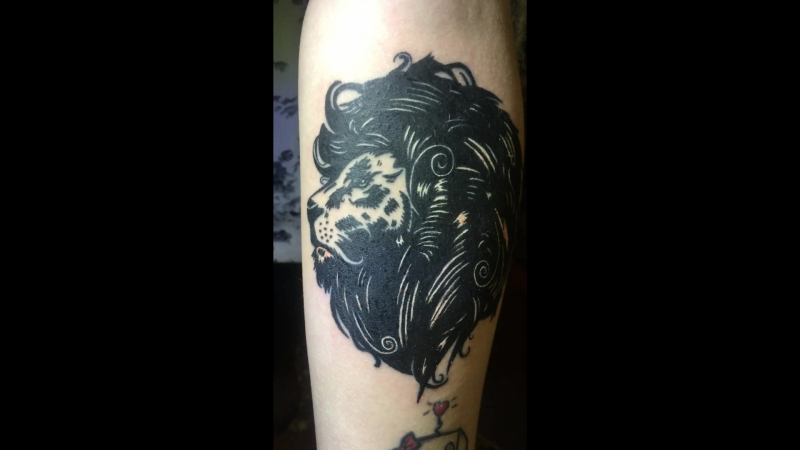 Lion. by law_tattoo