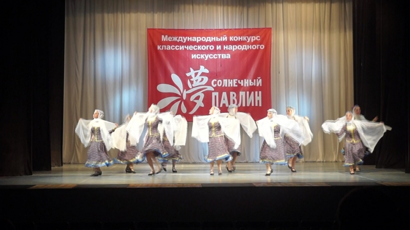 Еврейский танец- Россияночка