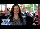 Yes, I Made It! Brandie Love - THE X FACTOR USA 2013
