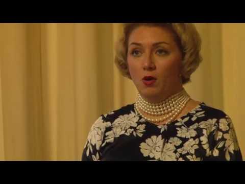 Вивальди Ария из оперы Баязет исполняет Антонина Кабо