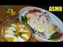 WHITE RICE EGG CURRY DAL|MUKBANG EATING SHOW|NO TALKING JUST EATING|EATING SOUNDS|ASMR|FASTFOOD
