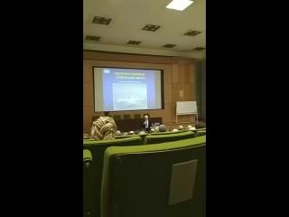 Юбилей нашего зав.лабораторией Академика Лисицына А.П.
