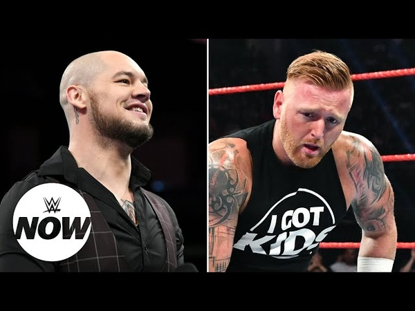 Baron Corbin forces heartbroken Heath Slater to be Raw's new referee: WWE Now