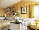 Wonderful Attic Bedrooms Designs with Inspiring Ideas : Yellow Attic Bedroom Ideas.