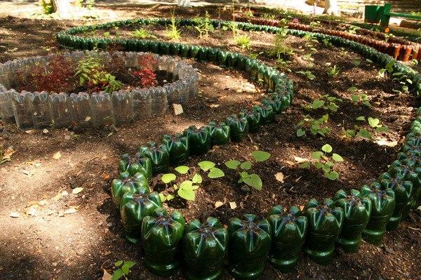 Сад и огород своими руками поделки из