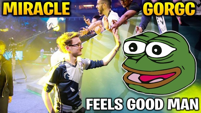 Miracle Lina Plays With Gorgc Windranger Feels Good Man