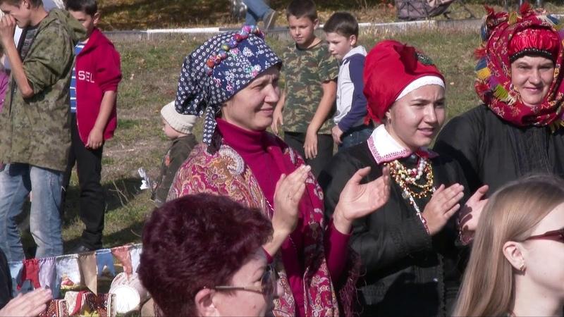 В селе Тростенец Новооскольского района прошел фестиваль народной культуры Покровские гостебы