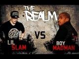 Lil SLAM vs Boy MADMAN  The REALM UKRAINE