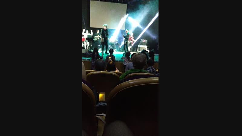 Элвин ГрейБабек Мамедрзаев Салам Малейкум Тобольск... 15.11.2018г.