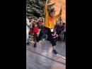 Дом танца ART HALL Боровск street jam Милана Шигапова