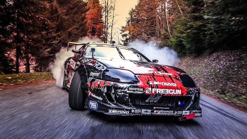 TOUGE DRIFTING Ultimate Supra Mountain Drift