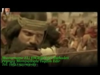 Muxtarname Hezreti Huseynin Oglu Hezreti Eli Esgerin Shehadeti Aqshin fateh kerbela.mp4