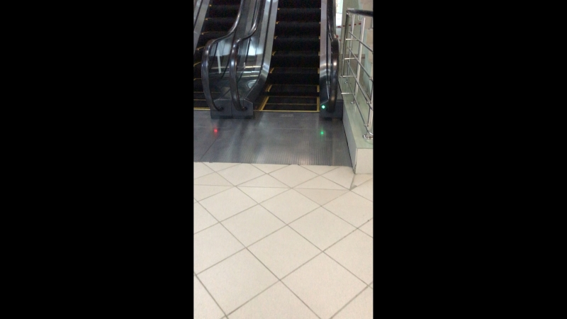 Троллю эскалатор