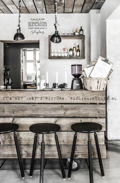 Ресторан Höst в Копенгагене.