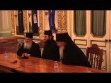 Беседа игумена афонского монастыря Каракалл архимандрита Филофея с братией Валаамского монастыря.