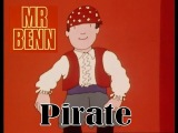Mr Benn - Pirate