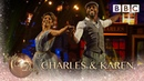 Charles Venn and Karen Clifton Viennese Waltz to 'Piano Man' by Billy Joel - BBC Strictly 2018