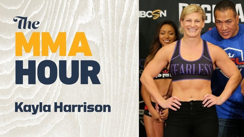 Kayla Harrison Open To Dropping Down To 145, But Condemns Weight Cutting