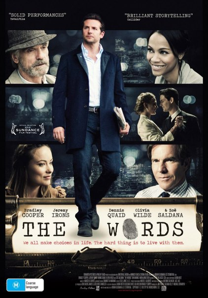 The Words, 2012