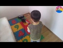 FatihSelim Tube 'nin Miele Oyuncak kırmızı elektrik süpürgesini Ömer Farukta İstiyor