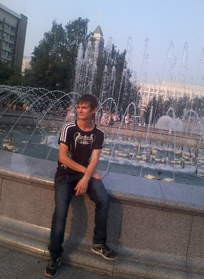 Костя Елхов, 6 февраля 1996, Красноярск, id219350548