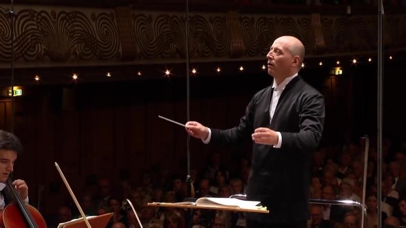 Bruckner. 3. Sinfonie (Fassung 1889). Paavo Järvi, hr-Sinfonieorchester
