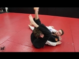 Side control escape for taller_flexible grapplers