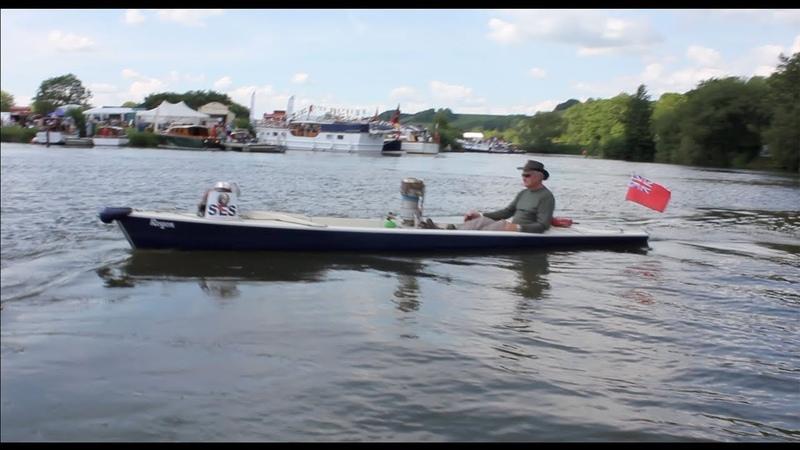 Adrian Levys Stirling Engine Boat Regen