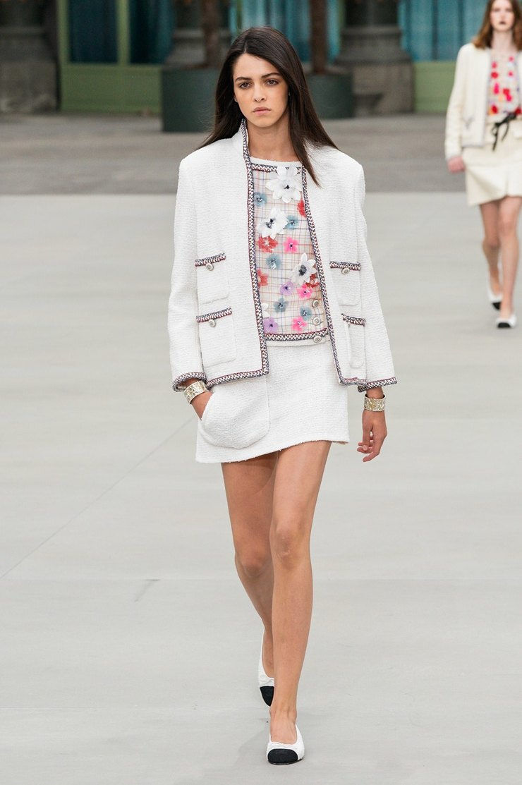 Коллекция Chanel Resort 2020