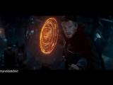 stephen strange x tony stark vine doctor strange x iron man marvel avengers infinity war vine