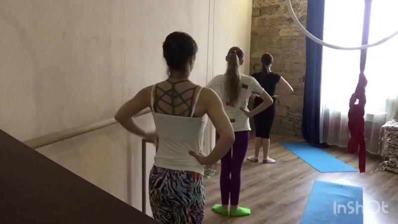 Классическая хореография в iDance