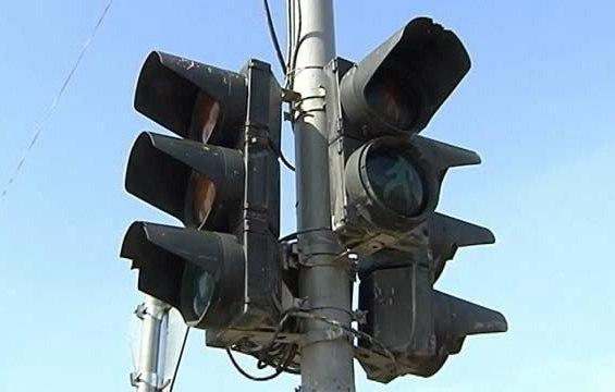 светофоры в Таганроге