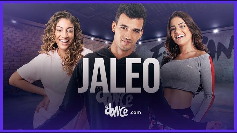 Jaleo - Nicky Jam ft. Steve Aoki | FitDance Life (Coreografía) Dance Video