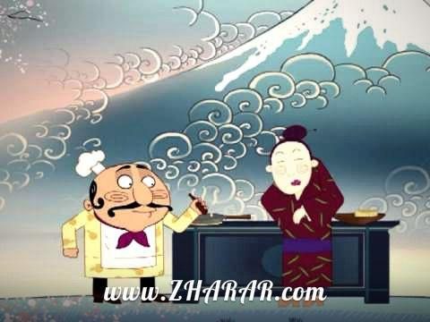 Қазақша Мультфильм: Ланч - Жапонияда (2013)