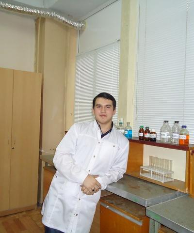 Рамиль Ямбушев, 23 марта 1995, Саранск, id51758257