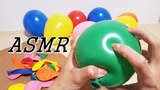 Touch the Balloon ASMR Tapping and Scratching Sounds