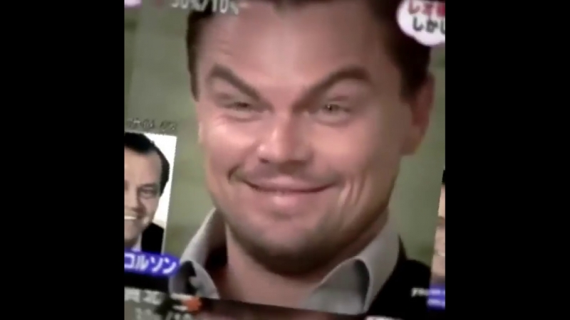 A walking meme / leonardo dicaprio vine edit ˜ my type