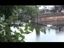Наводнение Хабаровск 2 сентября вода под Утесом набережная