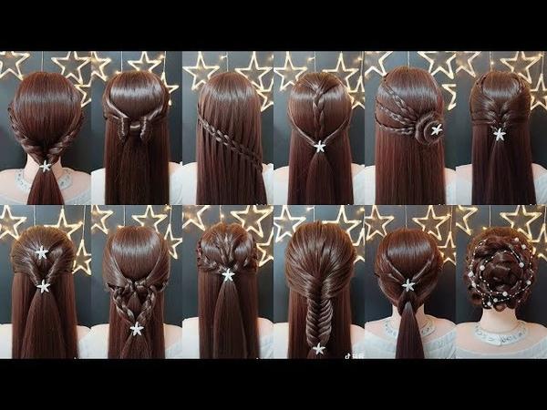 36 Cách Tết Tóc Đơn Giản Tuyệt Đẹp Đi Học Đi Chơi | Các kiểu tóc đẹp cho bạn gái 1