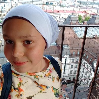 Алия Мингазова