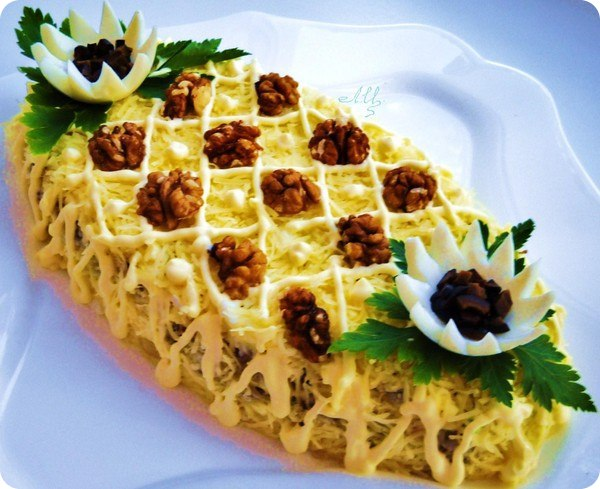 Торт киевский рецепт с фото пошагово в домашних условиях простой рецепт с фото