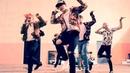 Stray Kids BTS - District 9 x Fire MASHUP