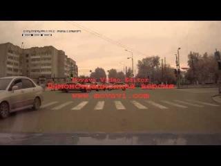 Авария в Тюменской области 16 09 2014
