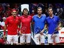 Federer Wawrinka VS Benneteau Gasquet Highlight Davis Cup 2014 F