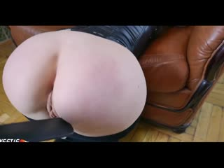 Perfect ass in latex spanks and suck dildo soft bdsm_sweetie_fox_1080p