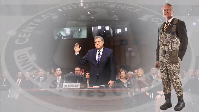 Setting the AG Barr Extremely Low – with Special Guest Larry Klayman