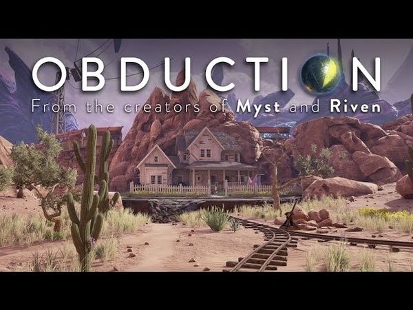 Obduction Launch Trailer From the Creators of Myst