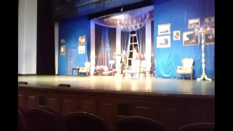 Репетиция спектакля Люкс N 136